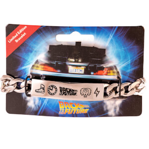 Back To The Future Limited Edition Chunky Bracelet