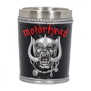 Motorhead 'War Pig' Shot Glass