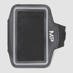 Essentials Gym Phone Armband - Zwart