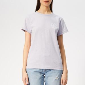 A.P.C. Women's Donna T-Shirt - Violet