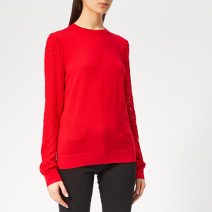 A.P.C. Women's Natacha Jumper - Red