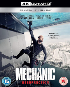 Mechanic: Resurrection - 4K Ultra HD