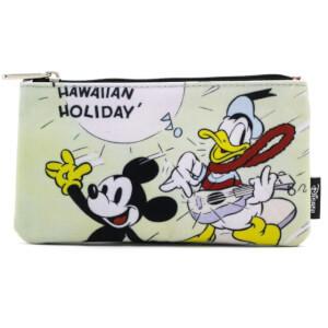 Loungefly Disney Estuche Estampado Vintage