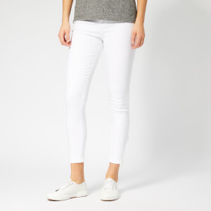 Barbour International Women's Durant Jeans - White