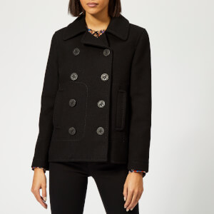 A.P.C. Women's Swinging Jacket - Black