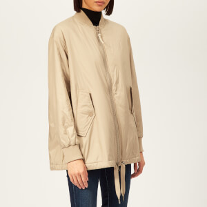 Woolrich Women's Fairview Bomber Jacket - Clay