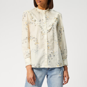 A.P.C. Women's Polly Blouse - White