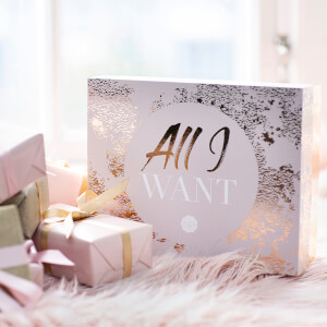 GLOSSYBOX 'All I Want' Holiday Limited Edition 2018