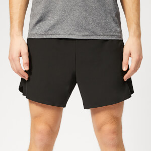 LNDR Men's Run Shorts - Black