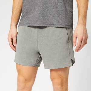 LNDR Men's Run Shorts - Grey Marl