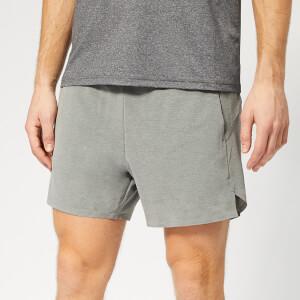 LNDR Men's Run Shorts - Grey Marl