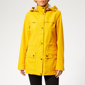 Barbour Women's Drizzel Jacket - Canary Yellow