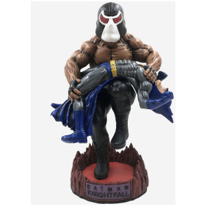 FOCO DC Comics Knightfall: Batman and Bane Bobble Head Figur