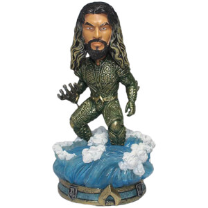 Figura Aquaman Bobble Head - FOCO DC Comics