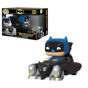 DC Batman - Batmobile 1950 LTF Figura Pop! Ride