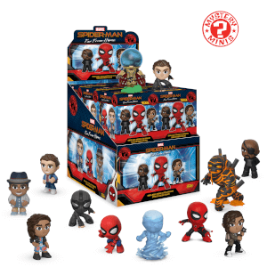 Figurines Mystery Minis Marvel Spider-Man Far Frome Home