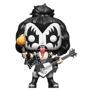 Figura Funko Pop! Rocks - The Demon - KISS (NYTF)