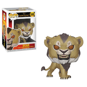 Figurine Pop! Scar - Le Roi Lion 2019 - Disney