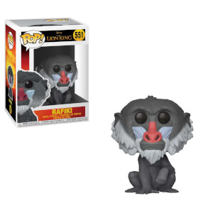 Figurine Pop! Rafiki - Le Roi Lion 2019 - Disney