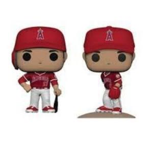 MLB LA Angels Shohei Ohtani EXC 2-Pack Pop! Vinyl Figures
