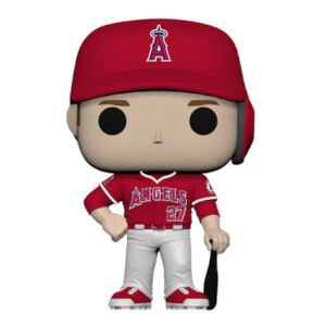 MLB New Jersey Mike Trout Pop! Vinyl Figure