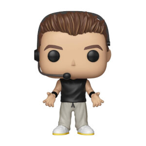 Pop! Rocks NSYNC JC Chasez Pop! Vinyl Figure