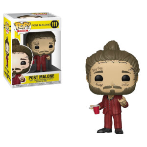 Pop! Rocks Post Malone Funko Pop! Figuur