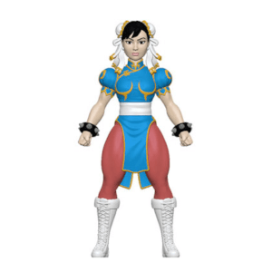 Figurine Savage World! Street Fighter Chun Li