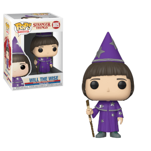 Stranger Things - Will the Wise Pop! Vinyl Figur