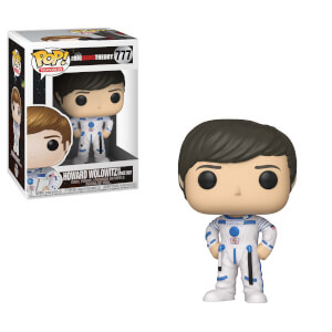 The Big Bang Theory - Howard Pop! Vinyl Figur