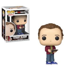 Big Bang Theory Stuart Funko Pop! Vinyl