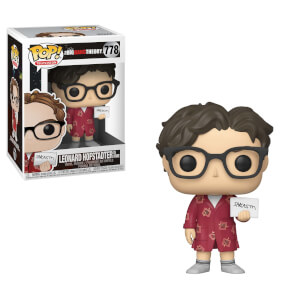 Figura Funko Pop! - Dr. Leonard Hofstadter - The Big Bang Theory (NYTF)