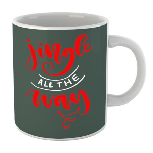 Jingle All The Way Mug