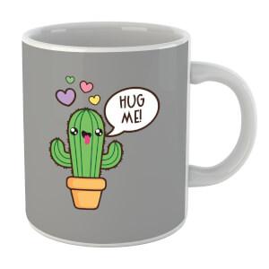 Hug Me Cactus Mug