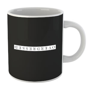 Overdressed White Mug