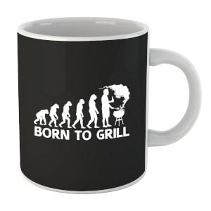 Born To Grill Mug