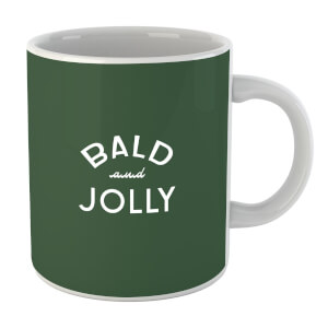 Bald and Jolly Mug