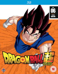 Dragon Ball Super Part 6 (Episodes 66-78)