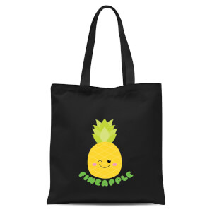 Fineapple Tote Bag - Black