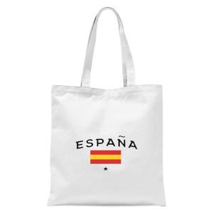 Espana Tote Bag - White