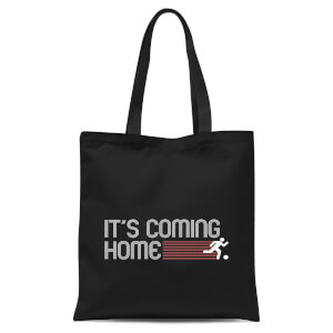 Its Coming Home Sprint Tote Bag - Black