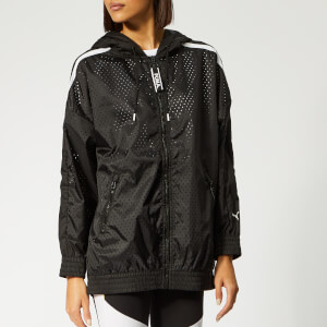 Puma Women's Chase Woven Jacket - Puma Black