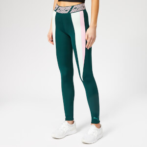 Puma Women's Own It Full Tights - Ponderosa Pine