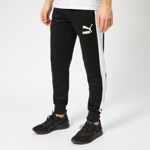 Puma Men's Iconic T7 Track Pants - Puma Black
