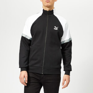 Puma Men's XTG Retro Jacket - Cotton Black