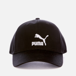 Puma Women's Archive Logo Baseball Cap - Black