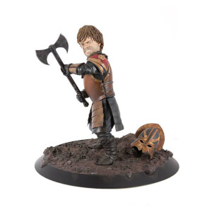Dark Horse Game of Thrones Tyrion In Battle Statue - Limited Edition