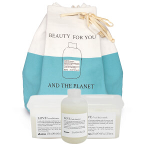Davines Essential Love Curl Trio Pack (Worth $115.00)