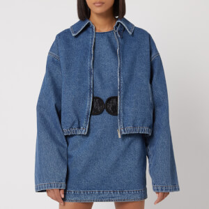 Christopher Kane Women's Sexual Cannibalism Jacket - Blue