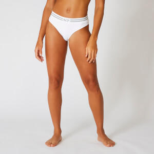 MP Essentials Seamless Thong - White